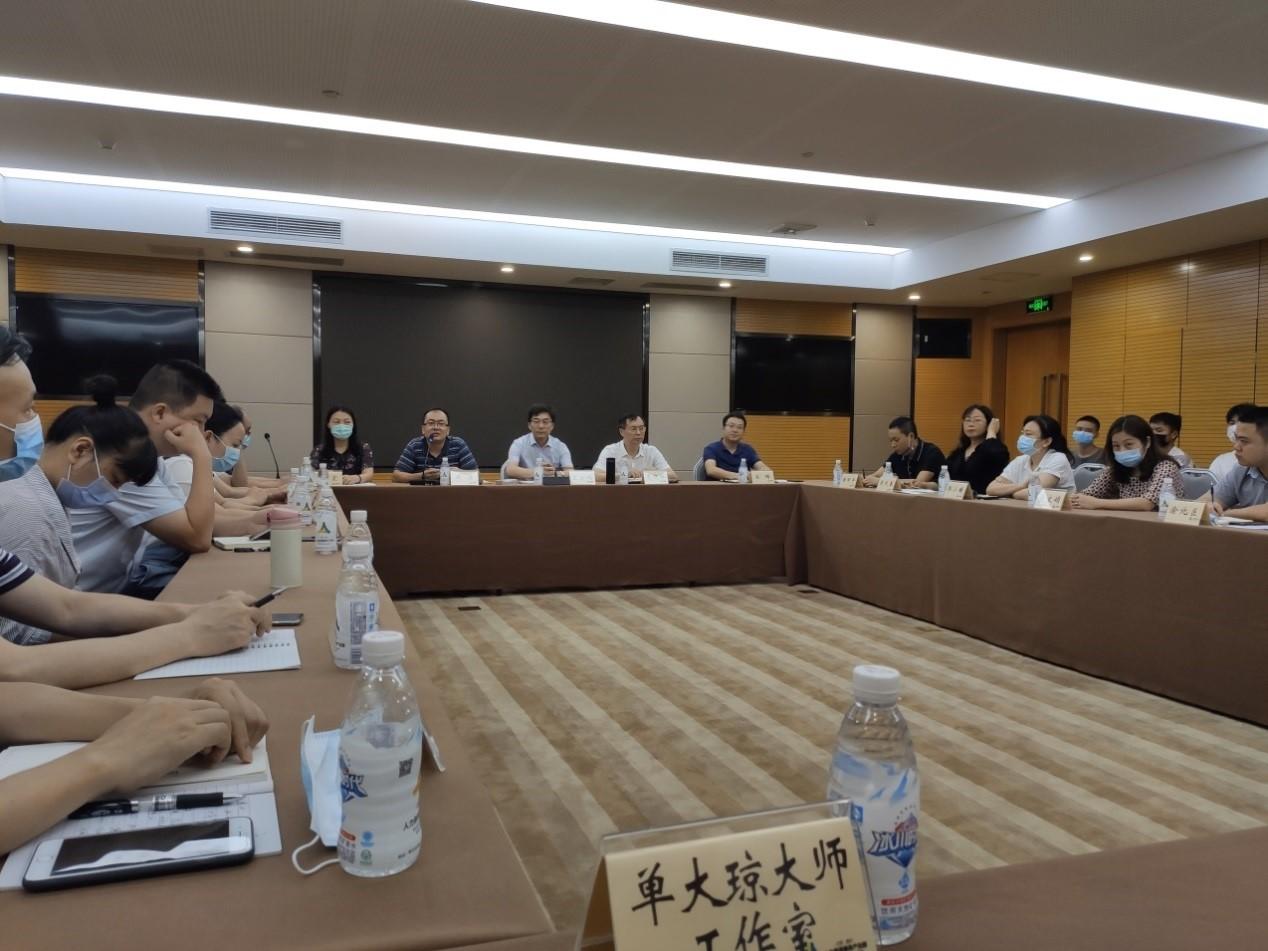泛亚电竞市召开全国扶贫职业技能大赛重庆参赛队行前动员会