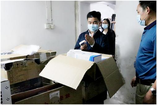 曾向阳调研武汉铁路技师学院 对疫情防控和教学提出新要求